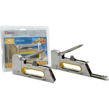 Devo Heavy Duty Stapler Gun R-23