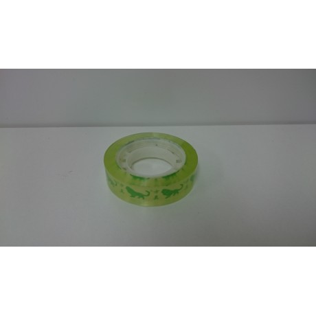 Clear Tape - 18mm