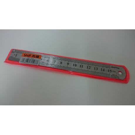 Steel Ruler 15cm