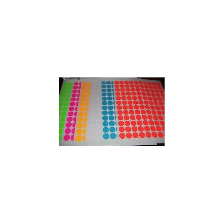 Self Adhesive labels 19 mm