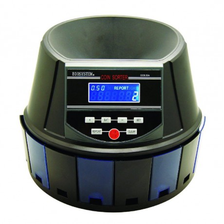 Biosystem Medium Use Coin Sorter